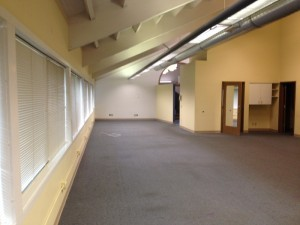 Overlake Classsroom Before photo