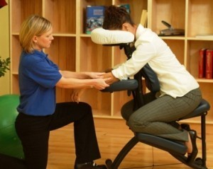 Chair Massage at Dreamclinic in Seattle