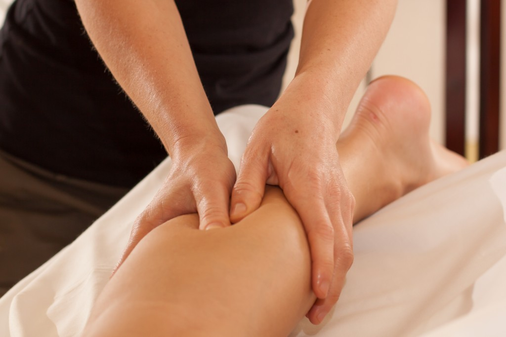 Deep tissue massage by Dreamclinic Massage Seattle and Redmond