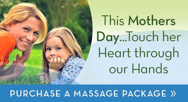 massage package mother's day massage seattle, redmond, bellevue