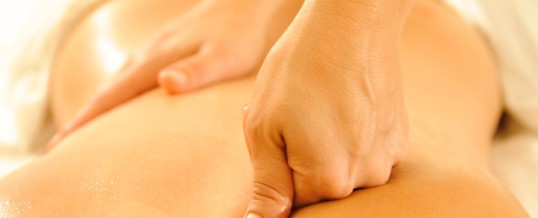 Reduce Anxiety with Massage