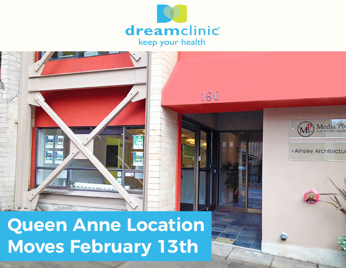 dreamclinic massage queen anne